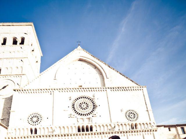 Il matrimonio di Flavio e Matilde a Assisi, Perugia 25
