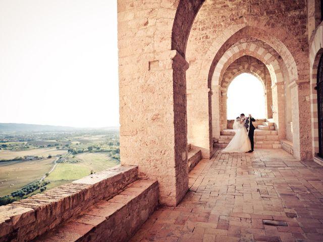 Il matrimonio di Flavio e Matilde a Assisi, Perugia 26