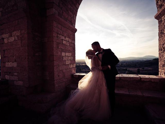 Il matrimonio di Flavio e Matilde a Assisi, Perugia 27
