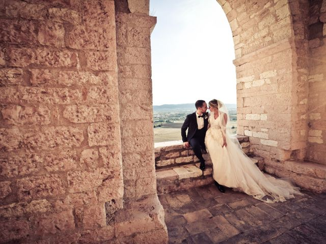 Il matrimonio di Flavio e Matilde a Assisi, Perugia 28
