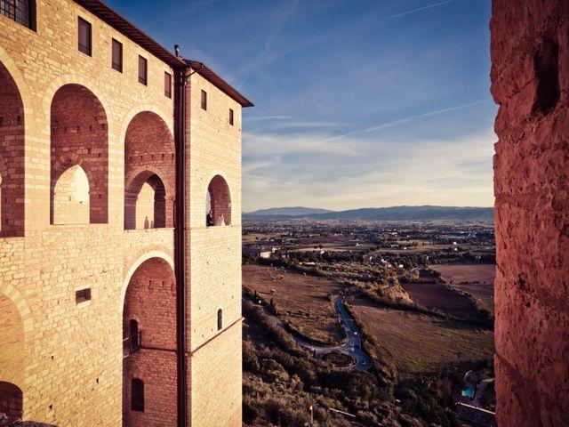 Il matrimonio di Flavio e Matilde a Assisi, Perugia 29
