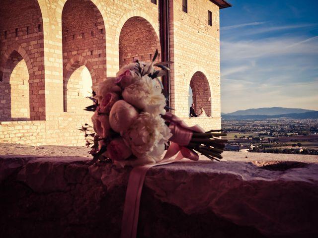 Il matrimonio di Flavio e Matilde a Assisi, Perugia 30