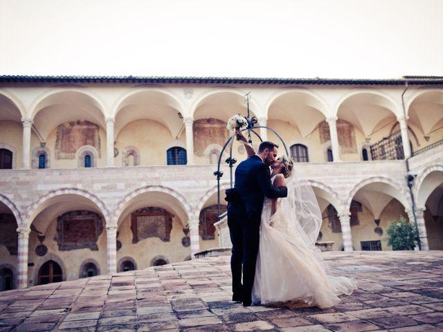 Il matrimonio di Flavio e Matilde a Assisi, Perugia 31