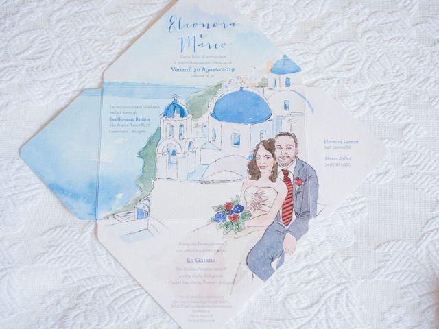 Il matrimonio di Marco e Eleonora a Castenaso, Bologna 8