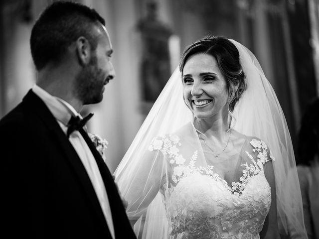 Il matrimonio di Lorenzo e Alessia a Casteggio, Pavia 12
