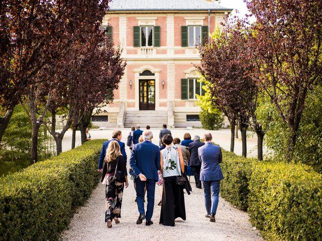 Il matrimonio di Lorenzo e Alessia a Casteggio, Pavia 14