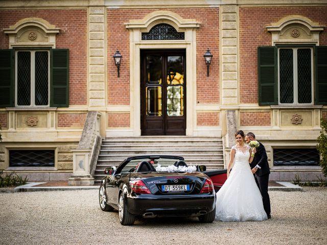 Il matrimonio di Lorenzo e Alessia a Casteggio, Pavia 17