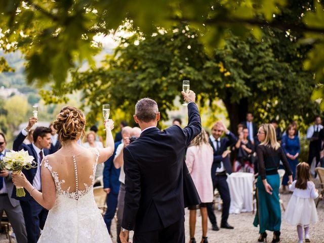 Il matrimonio di Lorenzo e Alessia a Casteggio, Pavia 18
