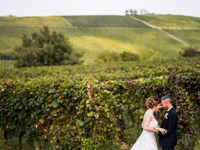 Il matrimonio di Lorenzo e Alessia a Casteggio, Pavia 19