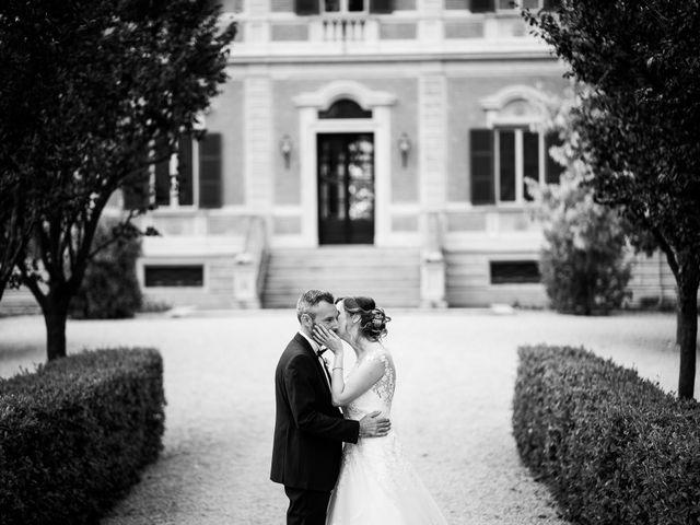Il matrimonio di Lorenzo e Alessia a Casteggio, Pavia 21