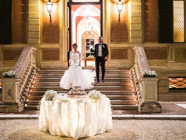Il matrimonio di Lorenzo e Alessia a Casteggio, Pavia 27