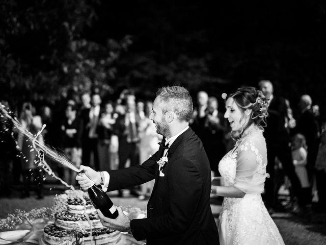 Il matrimonio di Lorenzo e Alessia a Casteggio, Pavia 28
