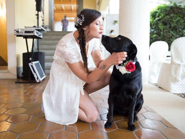Il matrimonio di Daniele e Laura a Erbusco, Brescia 3
