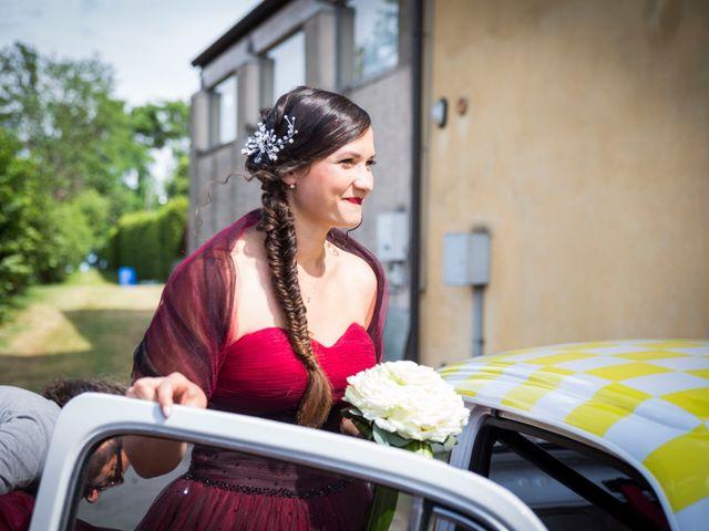 Il matrimonio di Daniele e Laura a Erbusco, Brescia 4