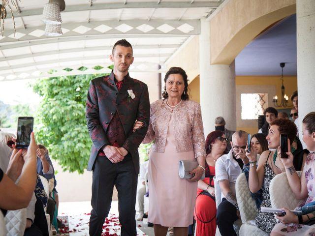 Il matrimonio di Daniele e Laura a Erbusco, Brescia 7