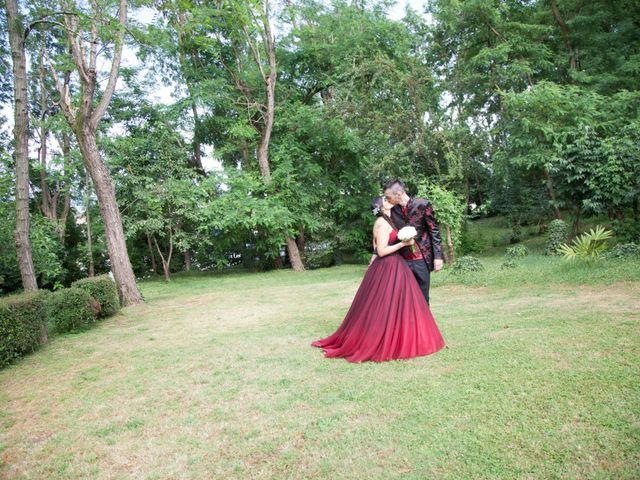 Il matrimonio di Daniele e Laura a Erbusco, Brescia 9