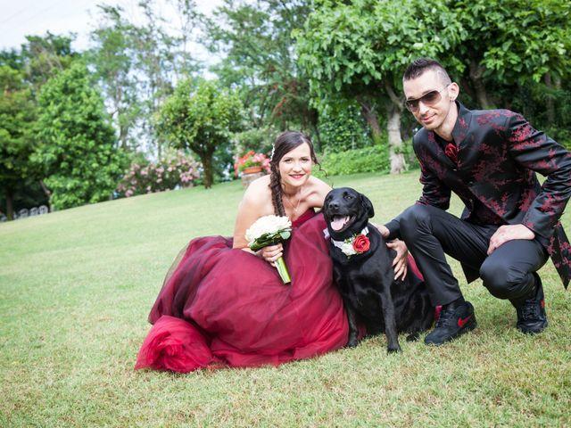 Il matrimonio di Daniele e Laura a Erbusco, Brescia 10