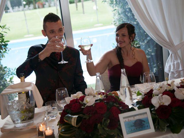 Il matrimonio di Daniele e Laura a Erbusco, Brescia 13