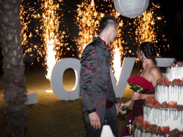 Il matrimonio di Daniele e Laura a Erbusco, Brescia 17