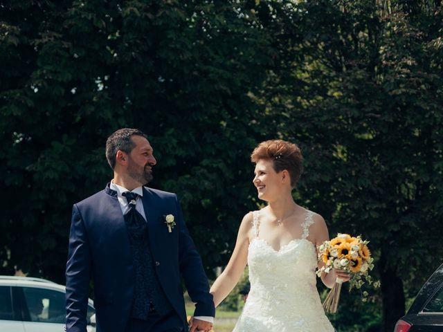 Il matrimonio di Tiziano e Veronica a Vittorio Veneto, Treviso 39