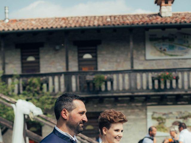 Il matrimonio di Tiziano e Veronica a Vittorio Veneto, Treviso 40