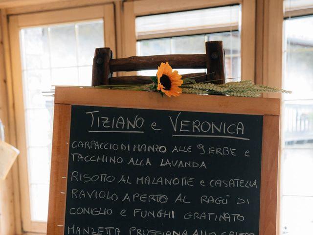 Il matrimonio di Tiziano e Veronica a Vittorio Veneto, Treviso 62
