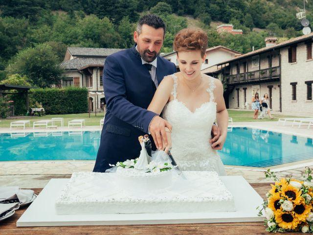 Il matrimonio di Tiziano e Veronica a Vittorio Veneto, Treviso 73