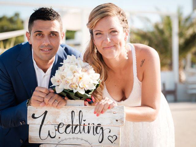 Il matrimonio di Enthony e Elisa a Lignano Sabbiadoro, Udine 1