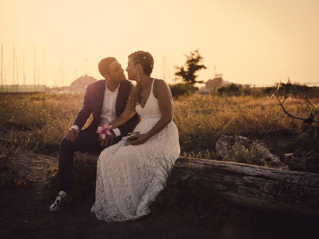 Il matrimonio di Enthony e Elisa a Lignano Sabbiadoro, Udine 2