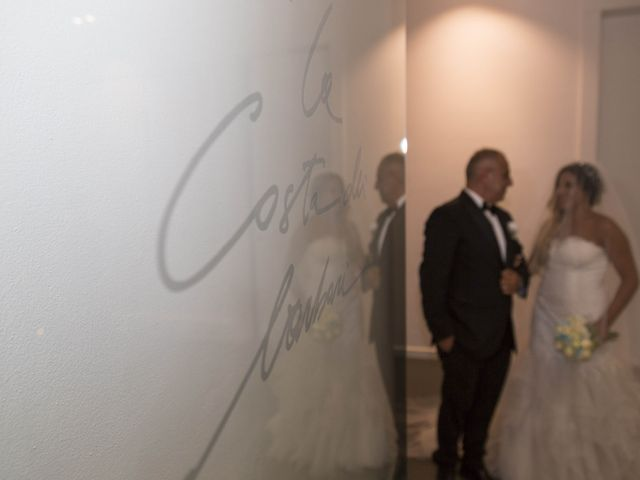 Il matrimonio di Carlo e Pamela a Viareggio, Lucca 1