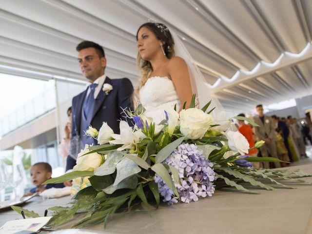 Il matrimonio di Carlo e Pamela a Viareggio, Lucca 28