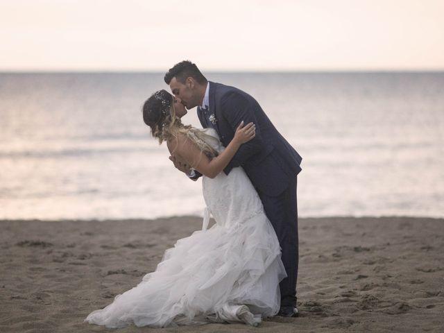 Le nozze di Pamela e Carlo