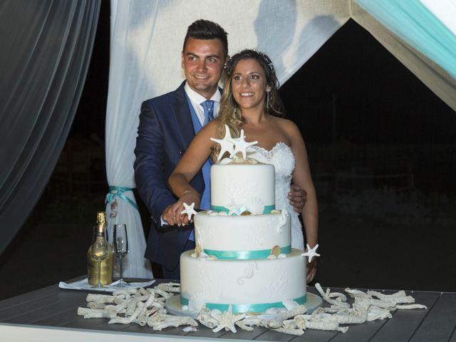 Il matrimonio di Carlo e Pamela a Viareggio, Lucca 43