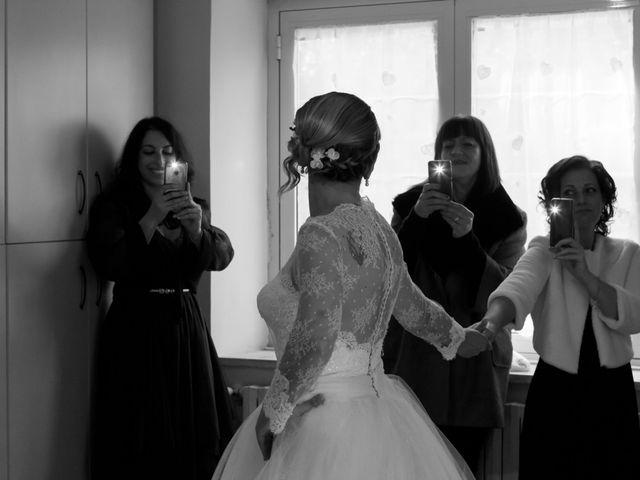 Il matrimonio di Mauro e Maria Lucia a Tivoli, Roma 9