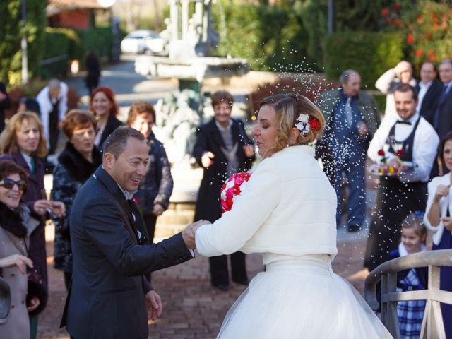 Il matrimonio di Mauro e Maria Lucia a Tivoli, Roma 15