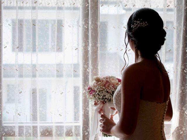 Il matrimonio di Davide e Monica a Lesmo, Monza e Brianza 8