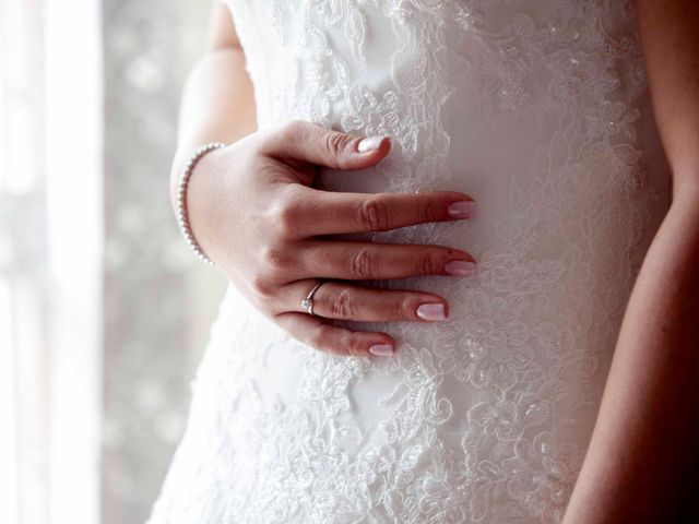 Il matrimonio di Davide e Monica a Lesmo, Monza e Brianza 11