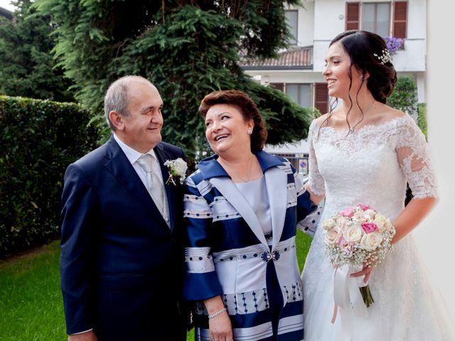 Il matrimonio di Davide e Monica a Lesmo, Monza e Brianza 12