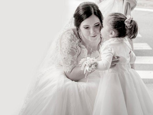 Il matrimonio di Davide e Monica a Lesmo, Monza e Brianza 15