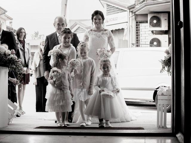 Il matrimonio di Davide e Monica a Lesmo, Monza e Brianza 16
