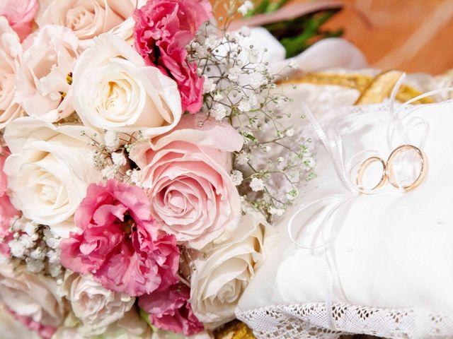 Il matrimonio di Davide e Monica a Lesmo, Monza e Brianza 18