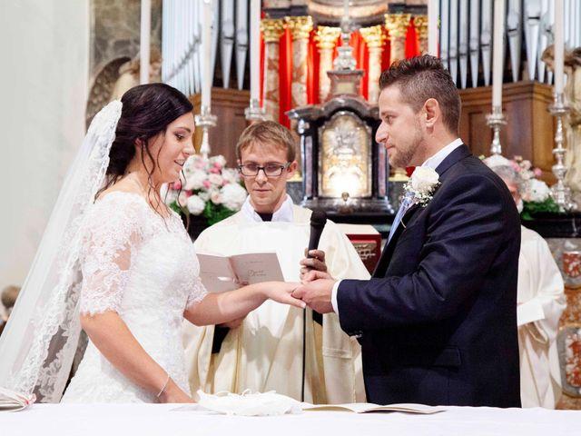 Il matrimonio di Davide e Monica a Lesmo, Monza e Brianza 19
