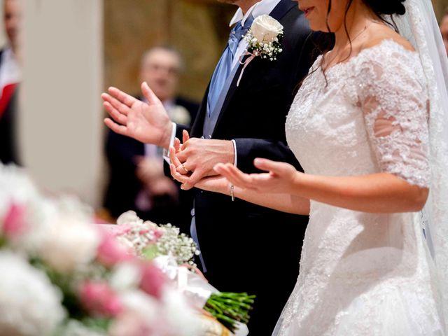 Il matrimonio di Davide e Monica a Lesmo, Monza e Brianza 22