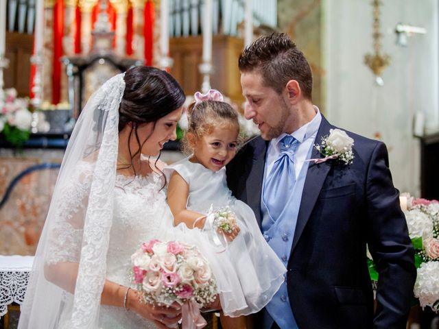 Il matrimonio di Davide e Monica a Lesmo, Monza e Brianza 25