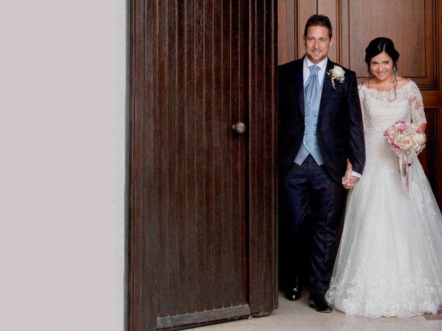 Il matrimonio di Davide e Monica a Lesmo, Monza e Brianza 26