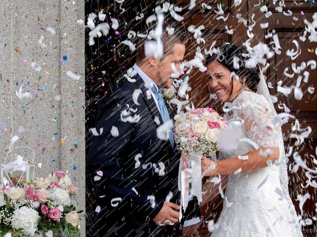 Il matrimonio di Davide e Monica a Lesmo, Monza e Brianza 27