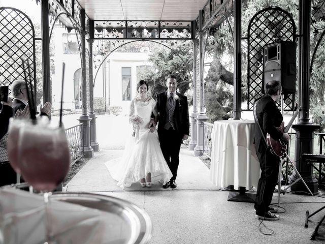 Il matrimonio di Davide e Monica a Lesmo, Monza e Brianza 29