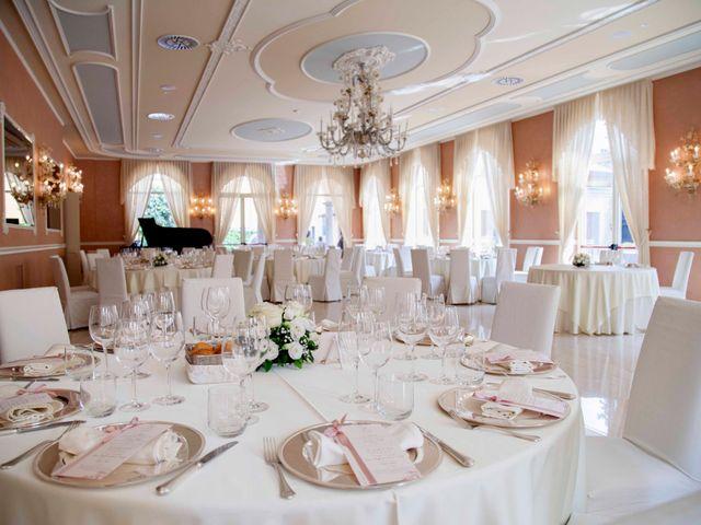 Il matrimonio di Davide e Monica a Lesmo, Monza e Brianza 32