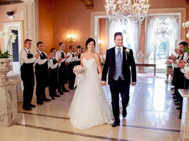 Il matrimonio di Davide e Monica a Lesmo, Monza e Brianza 34