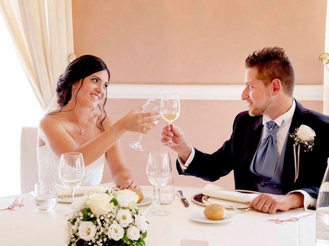 Il matrimonio di Davide e Monica a Lesmo, Monza e Brianza 35